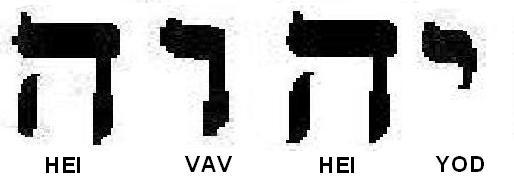 Three Names of the Hidden God